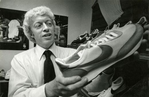 Campo No puedo Moderar  Phil Knight, fundador de Nike: El hombre que transformó su pasión deportiva  en un negocio | Emprende.cl