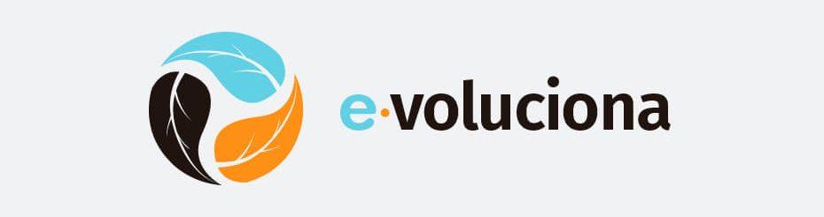 Logo E-voluciona - Logo Inplamet - Diseño de logotipo y papelería